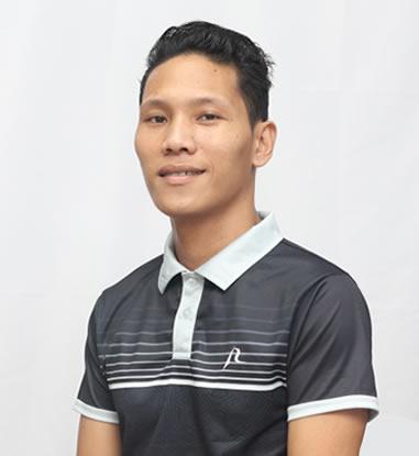 Jeffrus Monsanto Sales Associate Team Rebel Sports Pilipinas